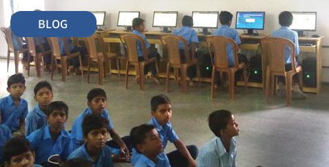 eラーニングはグジャラートの15,493の政府の学校に来ます